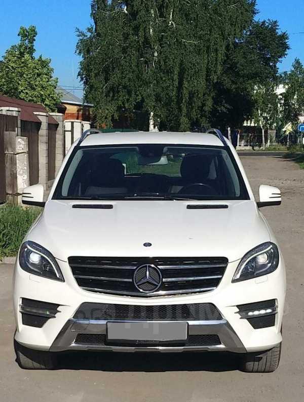 Mercedes-Benz M-Class, 2012 год, 1 300 000 руб.