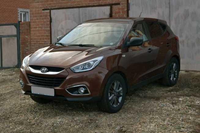 Hyundai ix35, 2014 год, 825 000 руб.