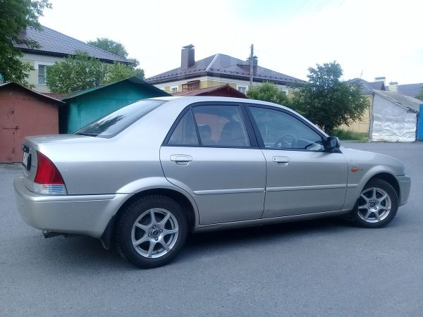 Ford Laser, 2003 год, 135 000 руб.