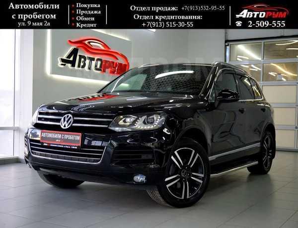 Volkswagen Touareg, 2011 год, 1 617 000 руб.