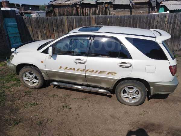 Toyota Harrier, 1998 год, 475 000 руб.