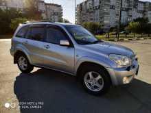 Новосибирск Toyota RAV4 2005