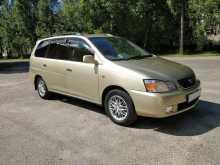 Toyota Gaia, 2002 г., Томск