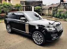 Феодосия Range Rover 2013