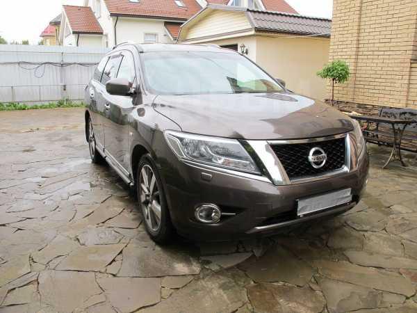Nissan Pathfinder, 2015 год, 1 480 000 руб.