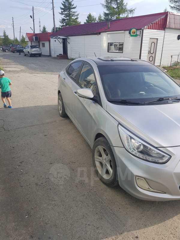 Hyundai Solaris, 2013 год, 400 000 руб.