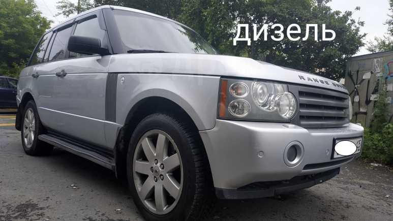 Land Rover Range Rover, 2007 год, 925 000 руб.