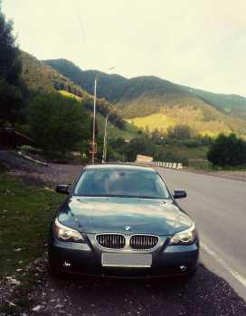 Астрахань BMW 5-Series 2007