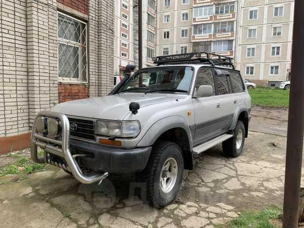 Toyota Land Cruiser, 1996 год, 350 000 руб.