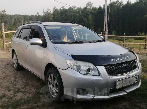 Toyota Corolla Fielder, 2007 год, 500 000 руб.
