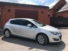 Белово Opel Astra 2012