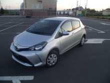 Кемерово Toyota Vitz 2015
