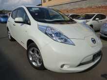 Краснодар Nissan Leaf 2012