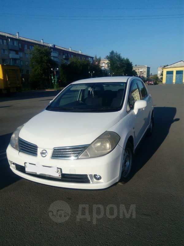 Nissan Tiida Latio, 2005 год, 270 000 руб.