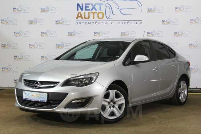Opel Astra, 2013 год, 549 000 руб.