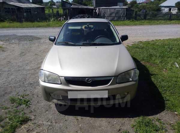 Mazda Protege, 1999 год, 120 000 руб.