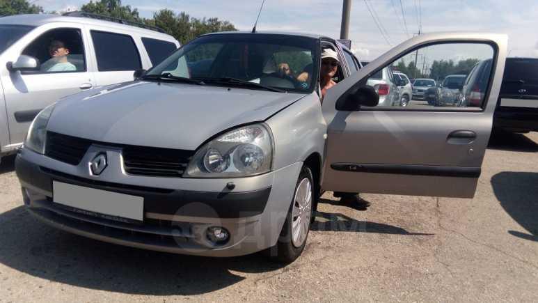 Renault Symbol, 2004 год, 127 000 руб.