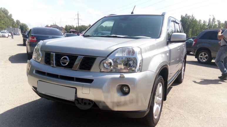 Nissan X-Trail, 2010 год, 725 000 руб.