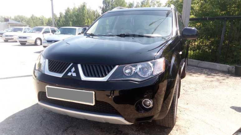 Mitsubishi Outlander, 2008 год, 615 000 руб.