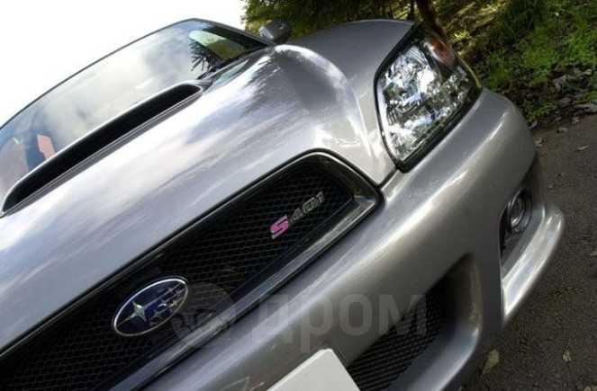 Subaru Legacy B4, 2002 год, 300 000 руб.