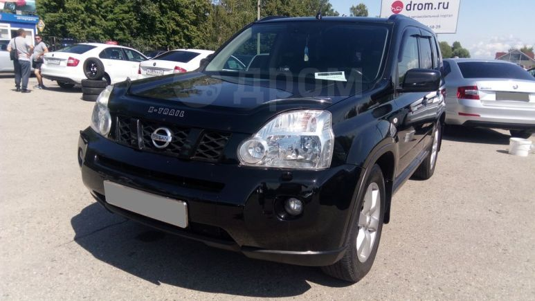 Nissan X-Trail, 2008 год, 649 000 руб.