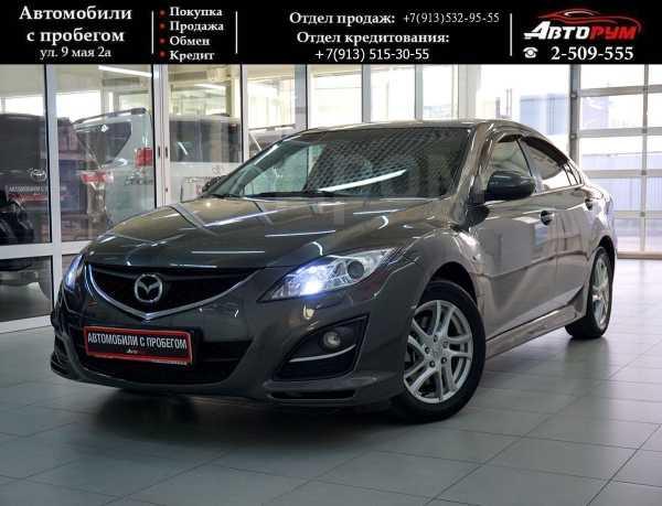 Mazda Mazda6, 2011 год, 647 000 руб.