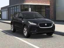 Москва Jaguar E-Pace 2019