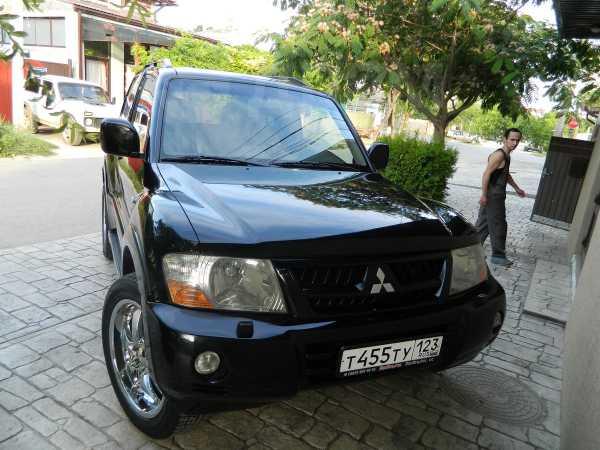Mitsubishi Pajero, 2005 год, 800 000 руб.