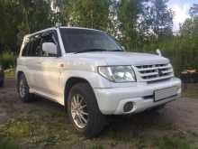 Mitsubishi Pajero IO, 2000 г., Томск