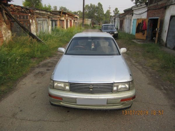 Toyota Crown, 1992 год, 105 000 руб.