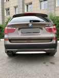 BMW X3, 2012 год, 1 120 000 руб.