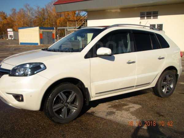 Renault Koleos, 2014 год, 825 000 руб.
