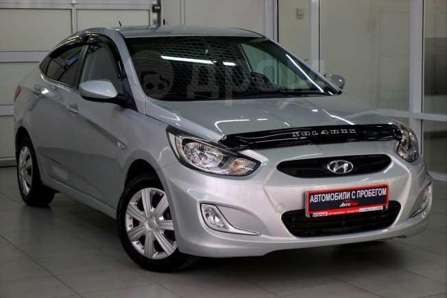 Hyundai Solaris, 2013 год, 487 000 руб.