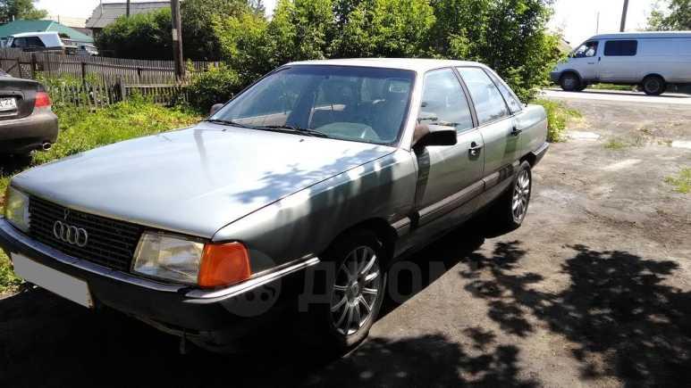 Audi 100, 1989 год, 85 000 руб.