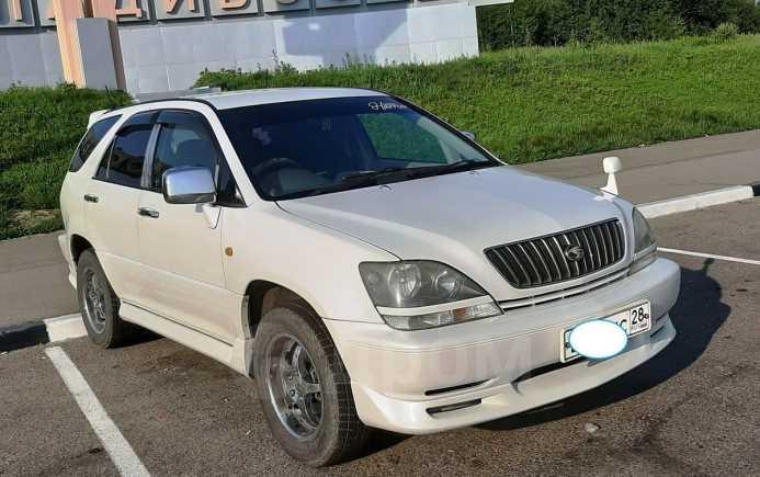 Toyota Harrier, 2000 год, 575 000 руб.