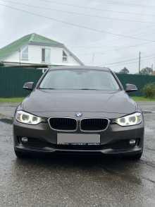 BMW 3, 2013 г., Владивосток