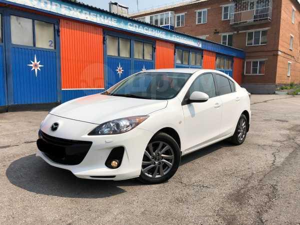 Mazda Mazda3, 2012 год, 659 000 руб.