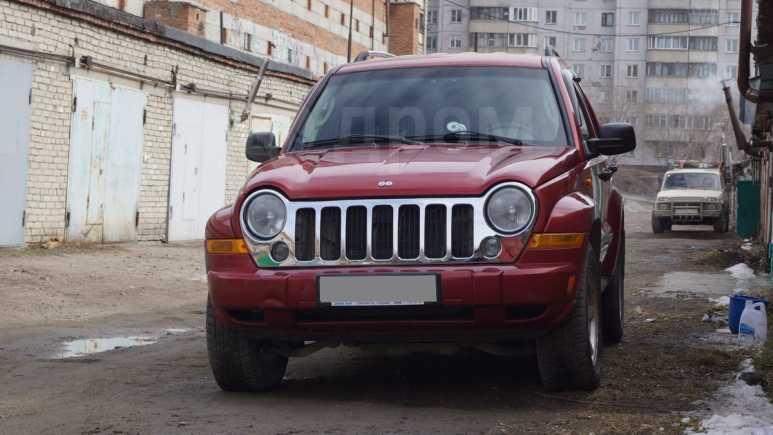Jeep Cherokee, 2007 год, 570 000 руб.