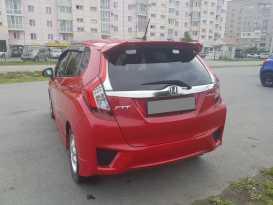 Находка Honda Fit 2013
