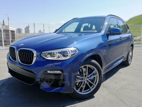 BMW X3, 2019 год, 3 399 000 руб.