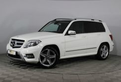 Mercedes-Benz GLK-класс, 2014 г., Волгоград