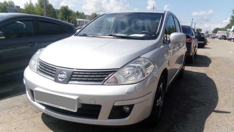 Nissan Tiida, 2010 год, 465 000 руб.