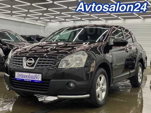 Nissan Qashqai, 2008 год, 599 999 руб.