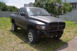 Ставрополь Dodge Ram 2002