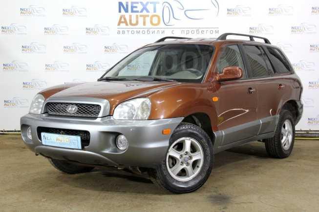 Hyundai Santa Fe, 2002 год, 287 000 руб.