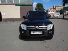 Владивосток Pajero 2011