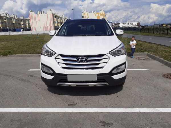 Hyundai Santa Fe, 2013 год, 1 285 000 руб.