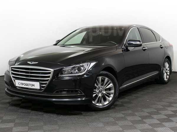 Hyundai Genesis, 2016 год, 1 464 000 руб.