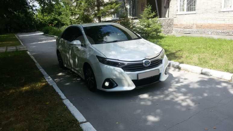 Toyota Sai, 2014 год, 1 480 000 руб.