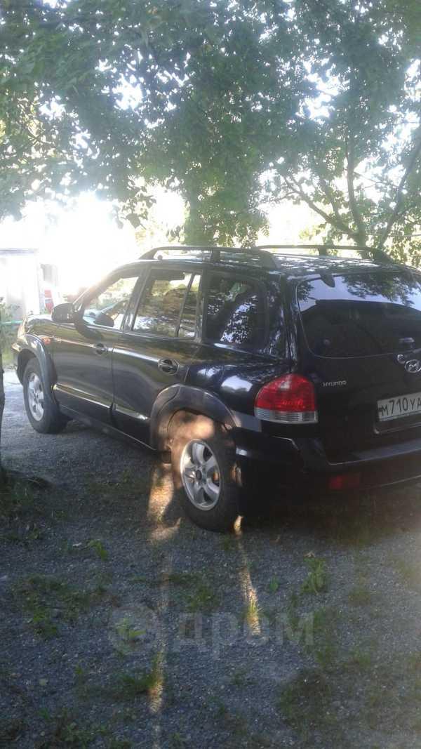 Hyundai Santa Fe, 2005 год, 350 000 руб.